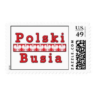 Polski Busia Eagles Postage