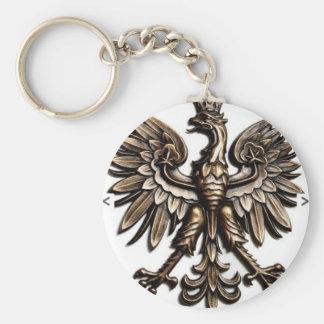 Polski orzelek keychain