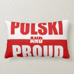 Polski y almohada orgullosa de MoJo