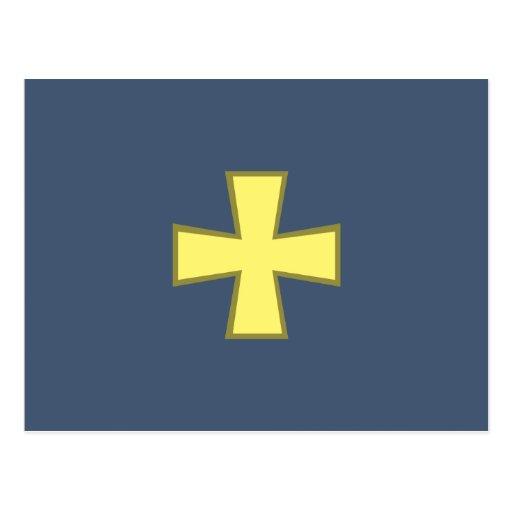 Poltava Oblast, bandera de Ucrania Postal