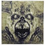 Poltergeist Printed Napkin