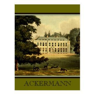 Poltimores Ackerman Repository of Arts 1827 Postcard