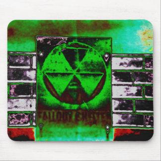 Polvillo radiactivo en el cielo mousepads