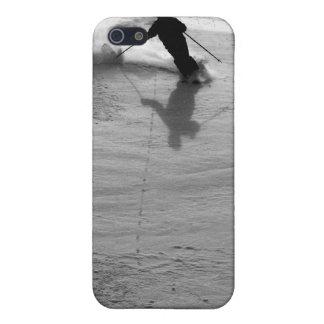 polvo de esquí Kirkwood California del caso del iP iPhone 5 Coberturas