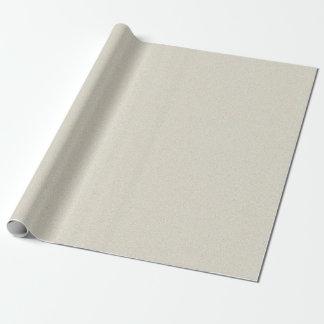 Polvo de estrella blanco de la cáscara de huevo papel de regalo