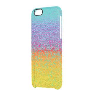 polvo de estrella del brillo del caso del iPhone 6 Funda Clearly™ Deflector Para iPhone 6 De Uncommon