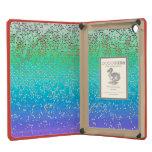 Polvo de estrella del brillo del iPad de Dodocase