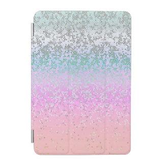 Polvo de estrella del brillo del iPad de la Cover De iPad Mini