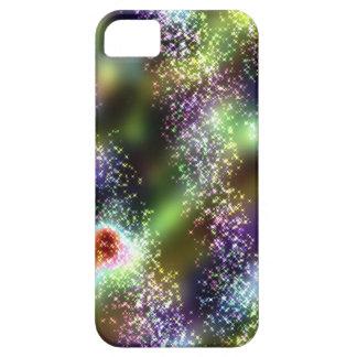 Polvo de estrella iPhone 5 fundas