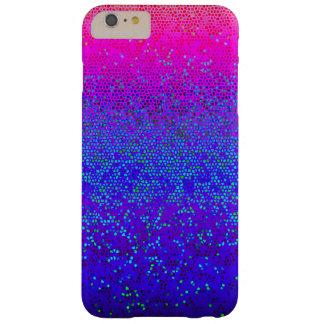 polvo de estrella más del brillo de Barely There Funda Para iPhone 6 Plus Barely There