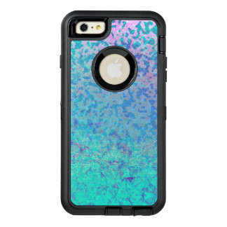 polvo de estrella más del brillo del caso del funda otterbox para iPhone 6/6s plus