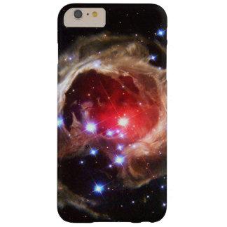 Polvo de estrella supergigante rojo de rubíes funda barely there iPhone 6 plus