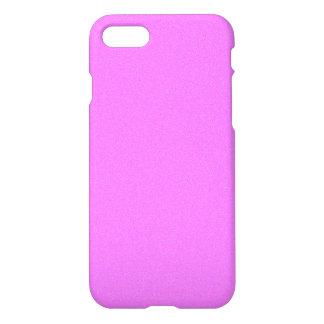 Polvo de estrella ultra rosado funda para iPhone 7
