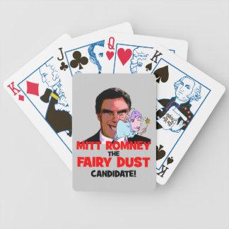 polvo de hadas Romney Barajas De Cartas