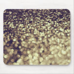 Polvo de oro alfombrillas de raton