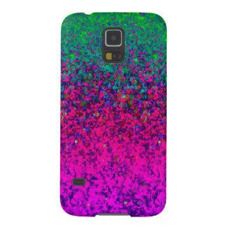 Polvo del brillo de la galaxia S5 Barely There de  Carcasa De Galaxy S5