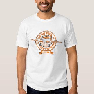 Polvoriento - el gran jefe de Propwash Camisas