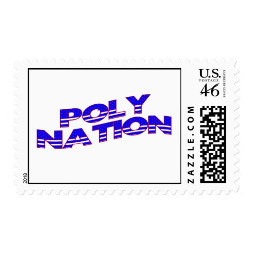 Poly Nation Stamp