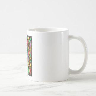 Poly sunset.jpg coffee mug