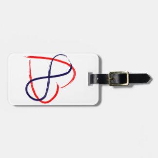Poly symbol brush finish tag