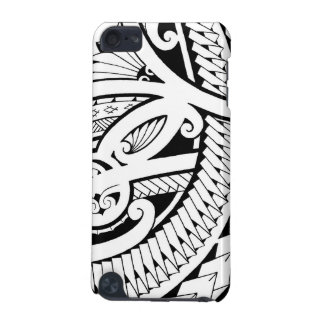 Poly tattoo design tribal elements iPod touch (5th generation) covers