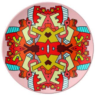 Polyaggregational Plate