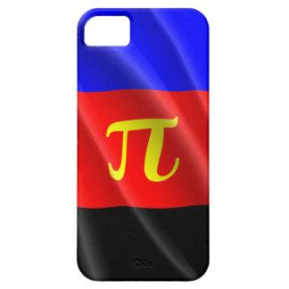 POLYAMOROUS PRIDE FLAG WAVY DESIGN - 2014 PRIDE.pn iPhone 5/5S Cases