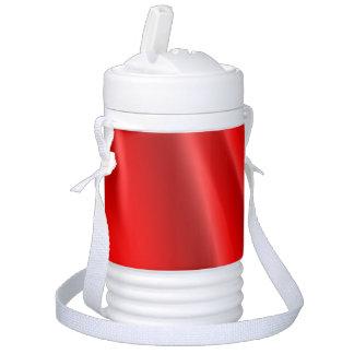 POLYAMOROUS PRIDE FLAG WAVY DESIGN - 2014 PRIDE.pn Igloo Beverage Cooler