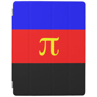 POLYAMOROUS STRIPES DESIGN - 2014 PRIDE.png iPad Cover