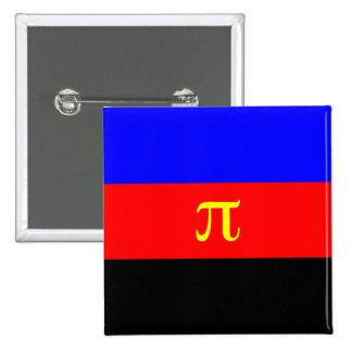 Polyamory, bandera de Panamá Pin
