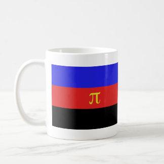 Polyamory Flag Classic White Coffee Mug