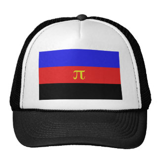 Polyamory Flag Hats