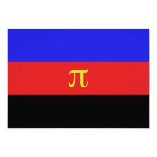 Polyamory Flag Custom Announcement