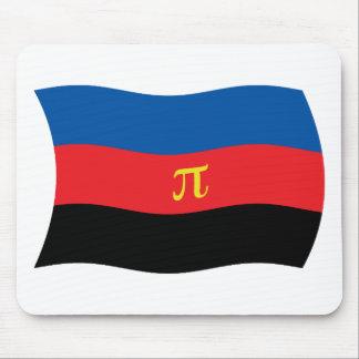 Polyamory Flag Mousepad