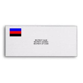 Polyamory Flag -.png Envelopes