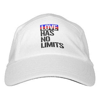 Polyamory - Love has no limits - - LGBTQ Rights -  Headsweats Hat