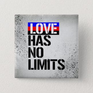 Polyamory - Love has no limits - - LGBTQ Rights -  Pinback Button