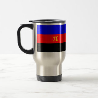 Polyamory, Panama flag Travel Mug