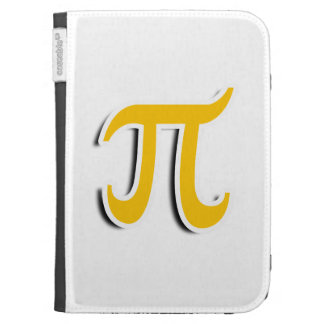 POLYAMORY PI SYMBOL 3D CASE FOR THE KINDLE