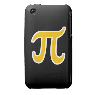 POLYAMORY PI SYMBOL 3D iPhone 3 Case-Mate CASES