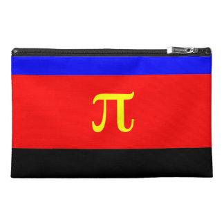 POLYAMORY PRIDE FLAG TRAVEL ACCESSORY BAG