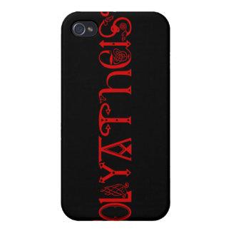 Polyatheist iPhone 4 Fundas