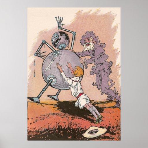 Polychrome's Pitiful Plight Print
