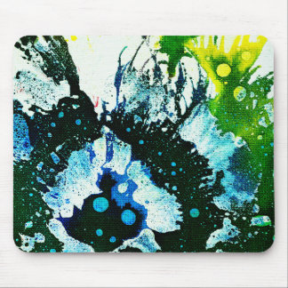 Polychromoptic #2C by Michael Moffa Mouse Pad