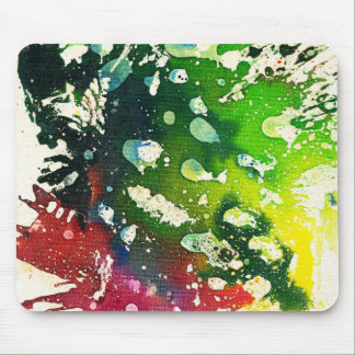 Polychromoptic #4 by Michael Moffa Mouse Pad