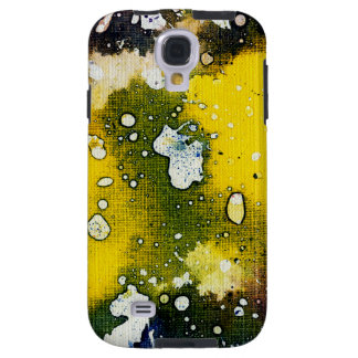 Polychromoptic #7 by Michael Moffa Galaxy S4 Case