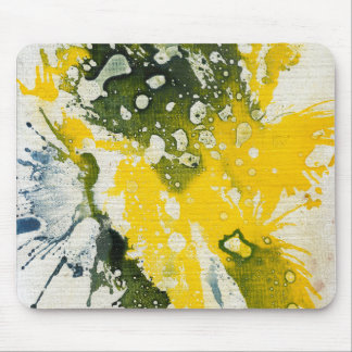 Polychromoptic #8 by Michael Moffa Mouse Pad