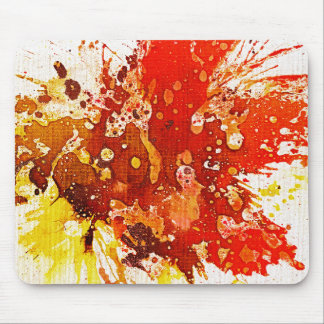 Polychromoptic #9 by Michael Moffa Mouse Pad