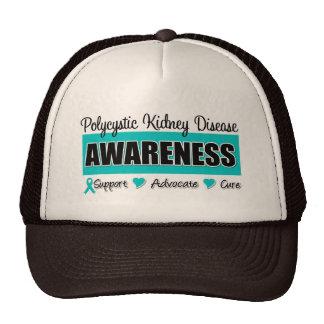 Polycystic Kidney Disease Awareness Trucker Hat