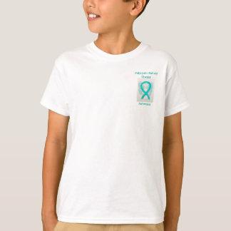 Polycystic Kidney Disease Awareness Ribbon Tee